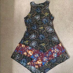 Topshop summer dress, lightweight fabric